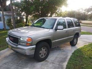 2002 GMC Yukon SLT 4x4 for Sale in St. Petersburg, FL