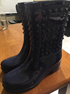 Women's rain boots size 7.5 for Sale in West Valley City, UT