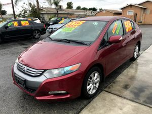 2010 Honda Insight 92K LOW MILES> HYBRID> AUTOMATIC> 4CYLINDER for Sale in Colton, CA
