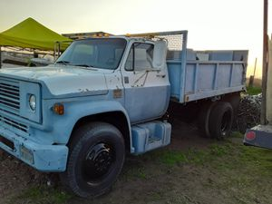 1985 Chevy C60 Dump Truck, Ready to use. for Sale in Manteca, CA