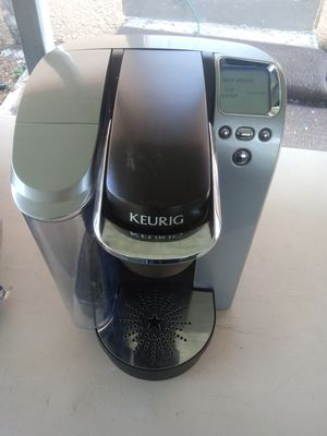 Keurig Coffee Maker Model B70 Platinum Coffee Maker for Sale in Fort Meade, FL