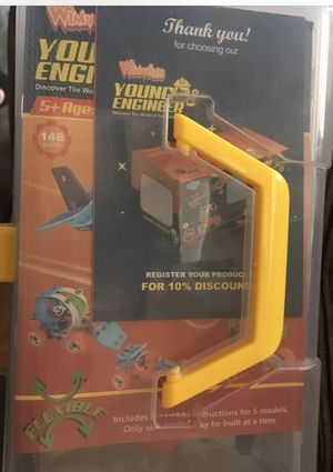 Young engineer Toy for Sale in Upland, CA