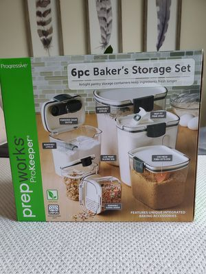 Prokeeper bakers set food storage for Sale in Puyallup, WA