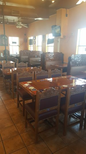 MUEBLES PARA RESTAURANT MEXICANOS ..RESSTAURANT FURNITURE MEXICAN for Sale in Austin, TX