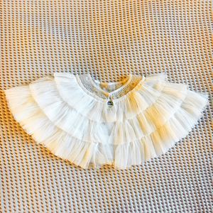 SWEET & FUN TULLE RUFFLE CAPELET for Sale in Sunny Isles Beach, FL
