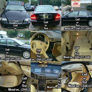 2006 Volvo, 2007 Hyundai Azera, 2005 Altima, 2011 Mitsubishi Endeavor, 99 Honda Odyssey for Sale in Houston, TX