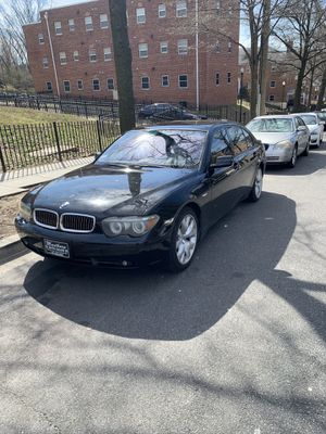 2004 BMW 7 Series for Sale in Washington, DC