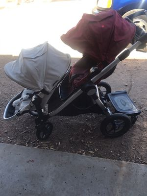 City select double stroller for Sale in Mesa, AZ