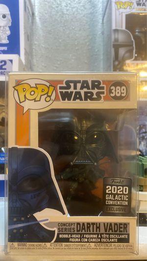 Darth Vader funko pop for Sale in Bell, CA