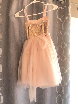 Flower girl dress size 8 for Sale in Hemet, CA