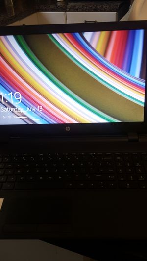 HP LAPTOP 15 for Sale in West Palm Beach, FL