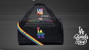 Dodger Bag from LGBT Night for Sale in Irwindale, CA