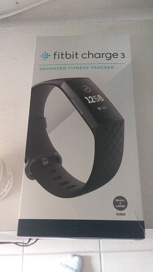 Fitbit charge 3 for Sale in Town and Country, MO
