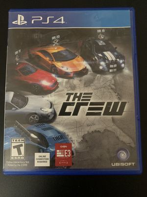 The CREW - Wild Run Edition - PS4 for Sale in Cary, NC