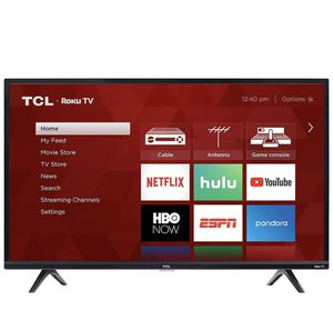 """43"""" TCL Roku TV for Sale in Cambridge, MA"""