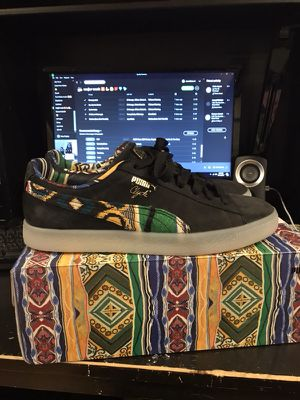 Puma Clyde x Coogi size 11.5 mint condition for Sale in Sterling, VA