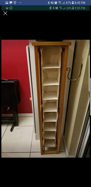 Small thin shelf for Sale in Port St. Lucie, FL