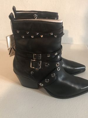 Beautiful leather boots from Sara for Sale in Riverside, NJ
