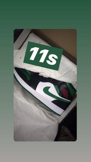 Jordan's 1s SIZE 11 for Sale in Los Angeles, CA