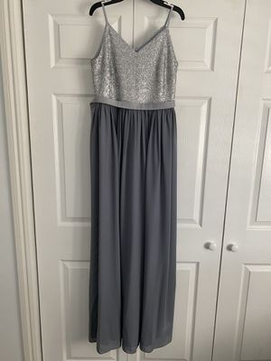 Grey formal/ bridesmaid dress for Sale in Citrus Heights, CA