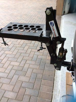 Motorcycle carrier, ultimate mx hauler, Moto Jack Rack, mx tailmate for Sale in Lutz, FL