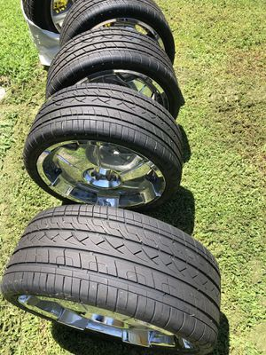 Four sets of Tire 255/35Z/R20 for Sale in Chesterfield, VA