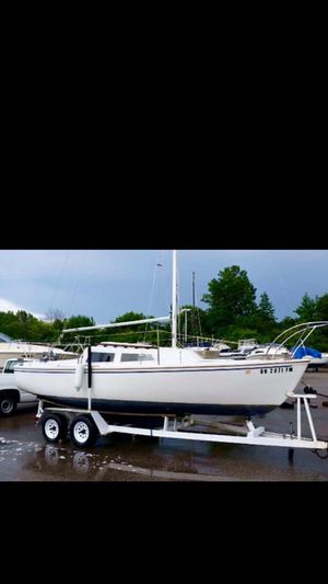 Catalina 22 sailboat for Sale in MIDDLEBRG HTS, OH