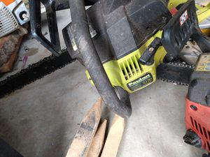 Homelite, poulan, and styll 009 vintage chainsaw for Sale in Sugar Hill, GA