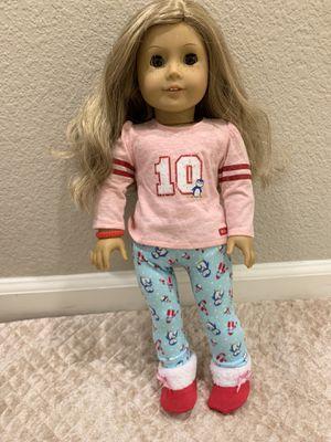 American Girl Doll Holiday Penguin PJs for Sale in Granite Bay, CA