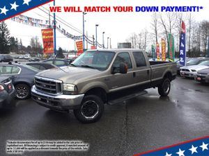 2003 Ford Super Duty F-350 SRW for Sale in Lynnwood, WA