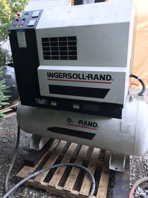 Ingersoll rand 3phase compressor for Sale in Morgan Hill, CA