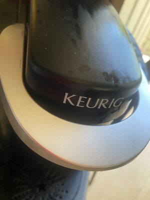 Keurig - collecting dust for Sale in Fresno, CA