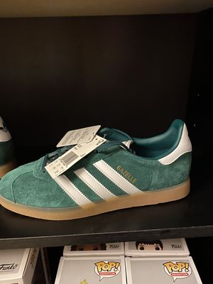 Men's adidas gazelle size 8 NWT for Sale in Gahanna, OH