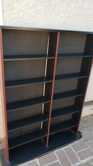 Dvd/bluray movie rack for Sale in Visalia, CA