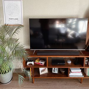 Mid Century Modern Media Stand for Sale in Seattle, WA