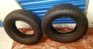 Master craft Glacier-Grip tires for Sale in Silver Spring, MD