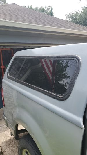 Camper Shell for Sale in Spring, TX