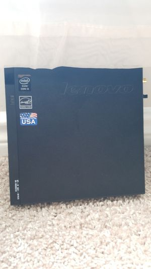 It's a computer part from lenovo and no Wiring that comes with it for Sale in Irving, TX