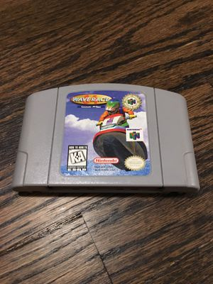 N64 Wave Race 64 Game for Sale in Los Angeles, CA