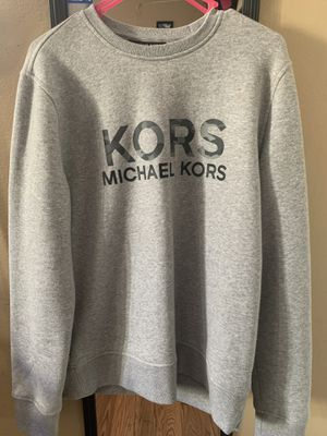 Men's Large Michael Kors Pullover for Sale in Chino Hills, CA