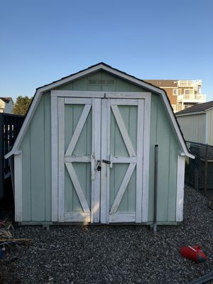 8 by 12' Shed for Sale in Stafford Township, NJ