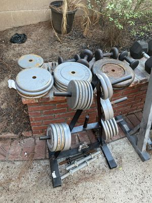 Standard weights for Sale in Costa Mesa, CA