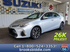 2017 Toyota Corolla for Sale in BOTHELL, WA