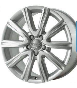 """Audi A6 18"""" OEM wheels and hub caps (4) for Sale in Alameda, CA"""