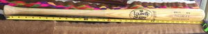 Louisville Slugger Oakland A's baseball bat wood for Sale in Chandler, AZ