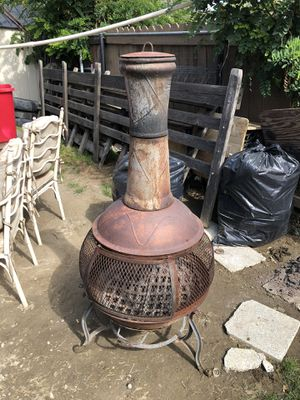 Old chiminea for Sale in Kennewick, WA