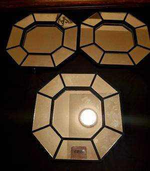 3 Wall Mirrors for Sale in Hutto, TX