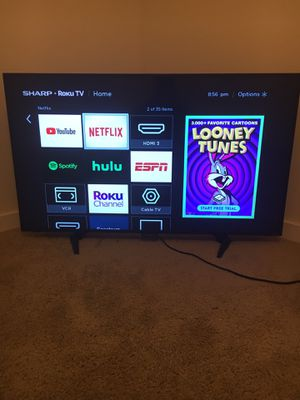 50 inch Roku Smart TV for Sale in Irving, TX