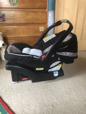 Graco infant click-in car seat for Sale in Greensboro, NC