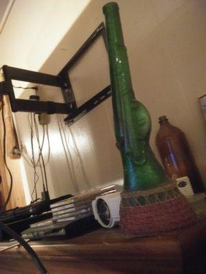 Vintage gun wine bottle for Sale in Georgetown, IN